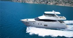 2019 Johnson 70 Motor Yacht