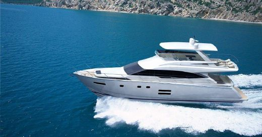 2018 Johnson 65 Motor Yacht
