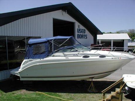 2000 Sea Ray 260 Sundancer   12070