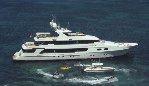 2001 Christensen Tri-Deck Motor Yacht