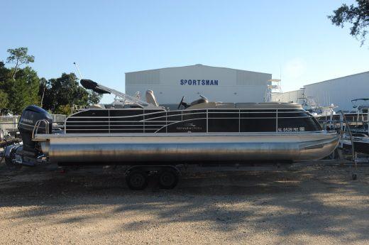 2012 Bennington 2550 QCL