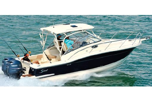 2015 Scout Boats 262 Abaco