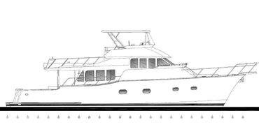2021 Mikelson Nomad Long Range Cruising Sportfish
