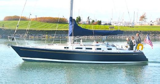 2015 Norstar 40 Sailing Yacht