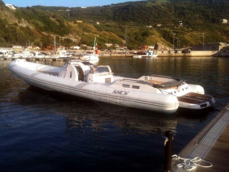 2007 Sacs Sacs 12 Motore Barca In Vendita Www Yachtworld It