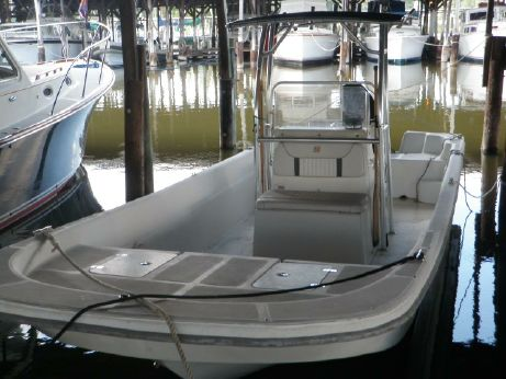 2007 Carolina Skiff 258 DLV