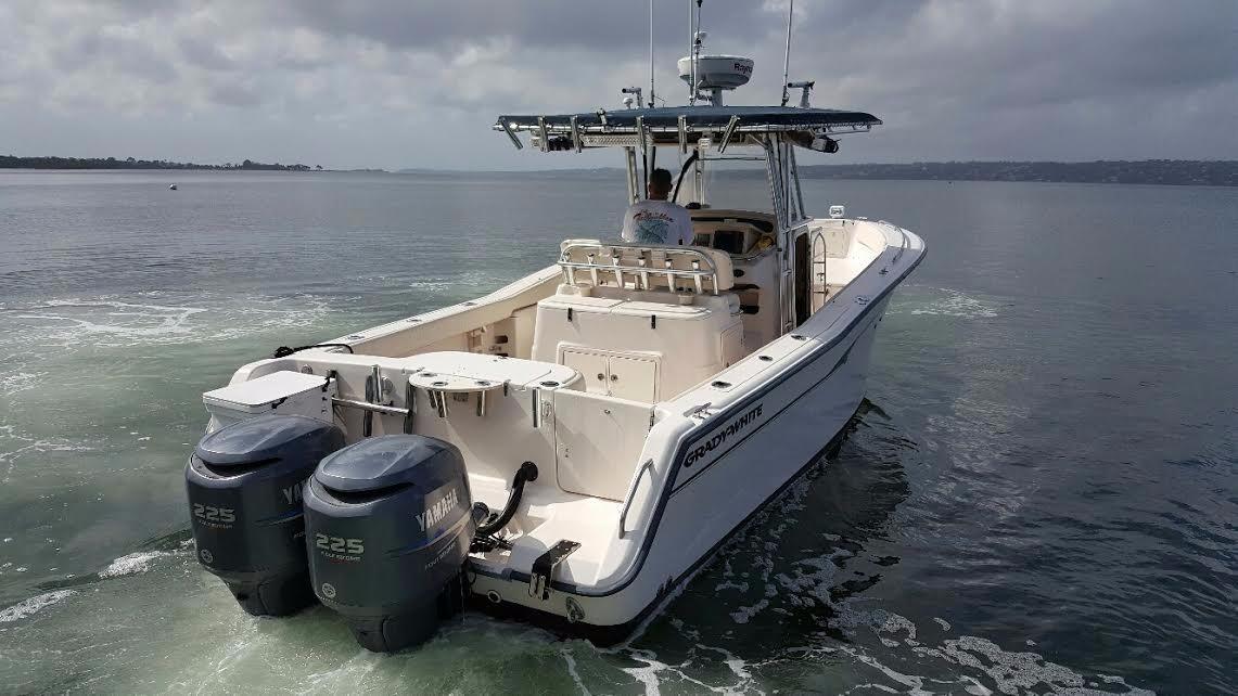 2003 grady white 306 bimini cc power boat for sale www