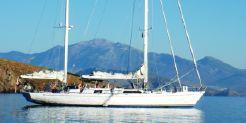 1991 Frers Aluminium 82' Ocean Cruising Ketch