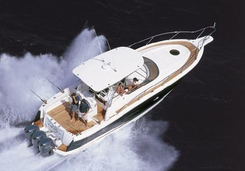 2007 Sunseeker Sportfisher 37