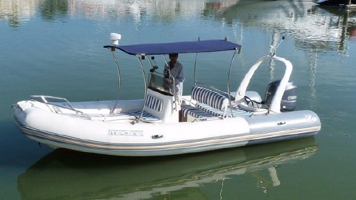 2005 Zodiac Medline 6.5 metre