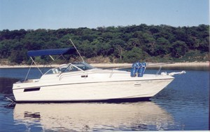 28 ft 1980 bayliner encounter