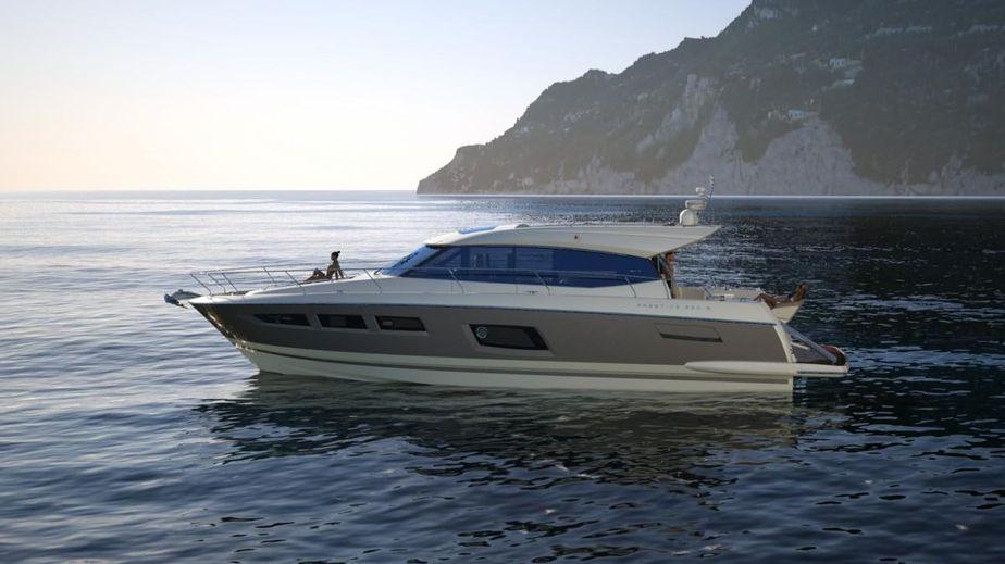 2013Prestige Yachts 550 S