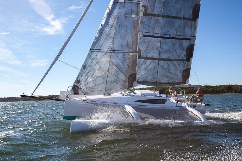 2020 Corsair Cruze 970 A vela Barco en venta - www yachtworld es