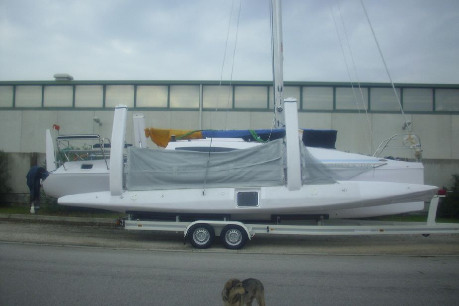 2020 Corsair Cruze 970 Voilier Bateau à Vendre - www