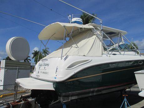 2002 Sea Ray 29 AMBERJACK