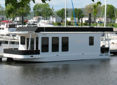 2010 Skipperliner 480 Flybridge