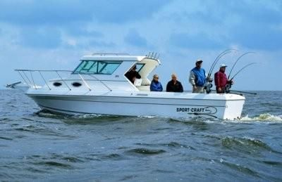 2000 Sport-Craft 272 Sportfish