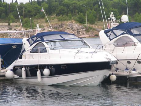 2008 Fairline Targa 38