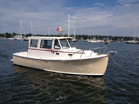 1999 Atlas Boatworks Acadia 25