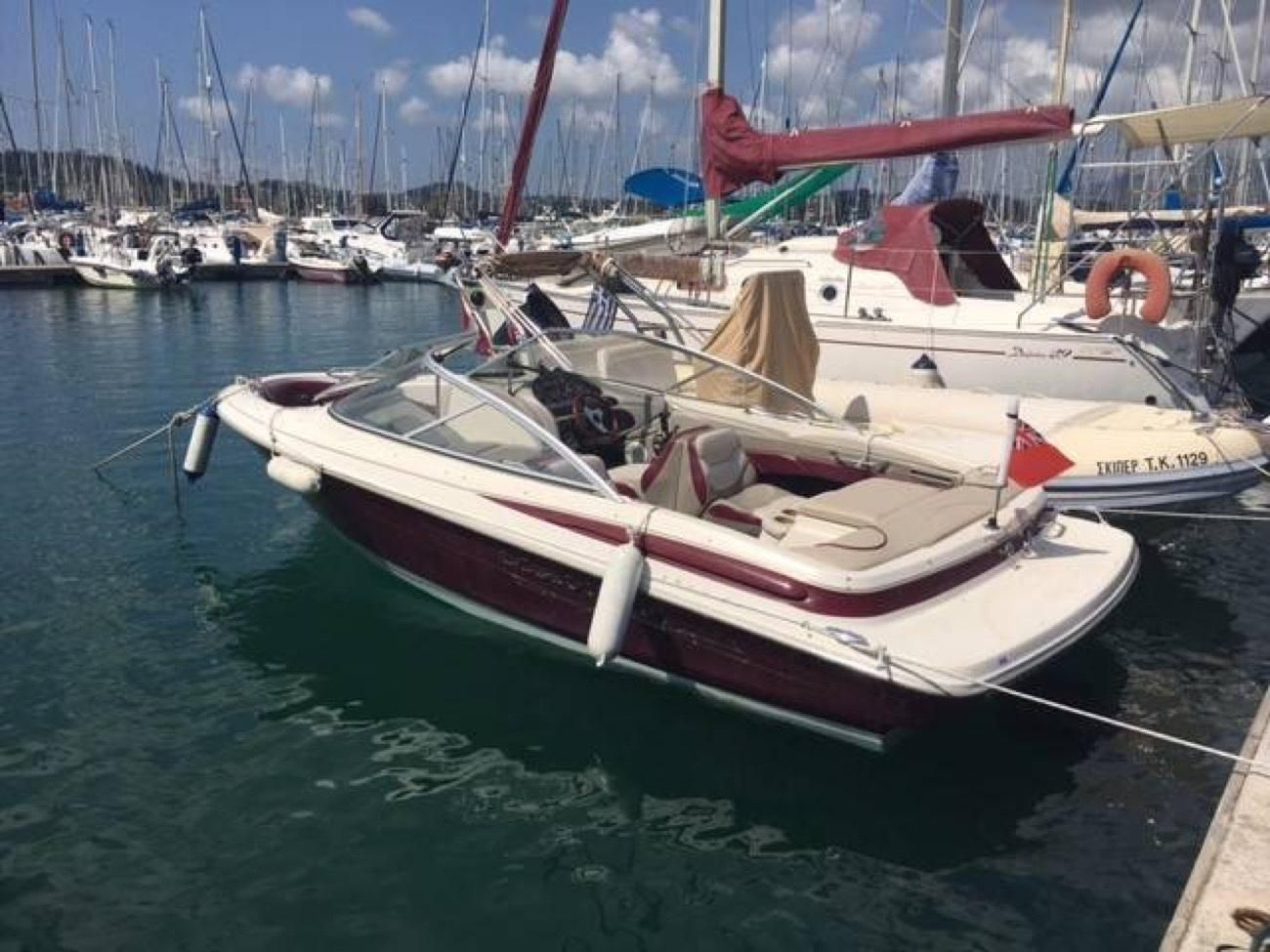 1997 maxum 1900 sc power boat for sale for Boat motors for sale in sc
