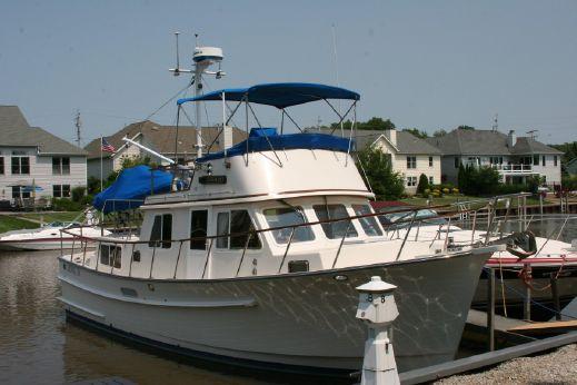 1994 Monk 36 Trawler