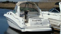 2003 Sea Ray 320 Sundancer Low Hours