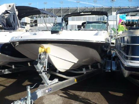 2016 Hurricane SS 201 OB DECK BOAT