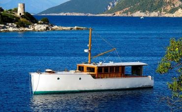 2013 Trawler Custom Misty 50