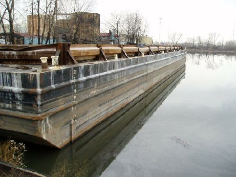 1995 Deck Barge 100 Tons, 200 X 52 - Certified