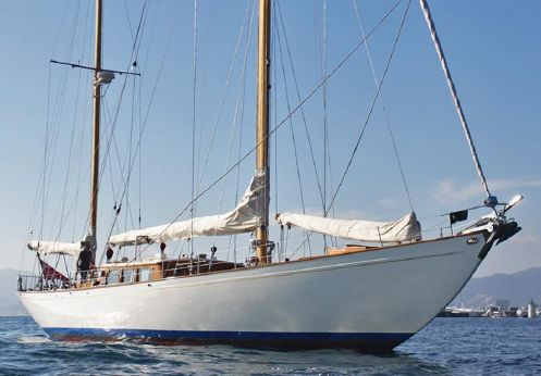 1962 Phillip Rhodes Ketch