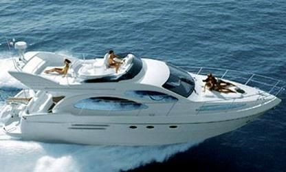 2000 Azimut 46 Flybridge Convertible