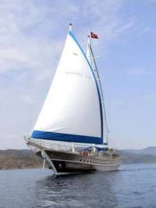 2002 Custom Build Motorsailer