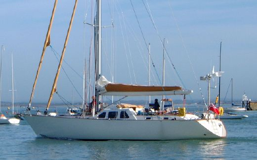 2006 Oyster-Style Dalzell 56