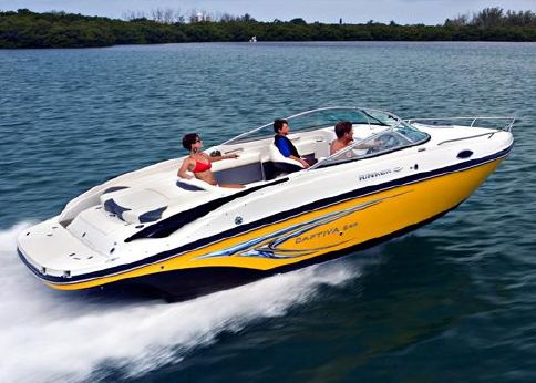 2012 Rinker 246 Captiva Cuddy