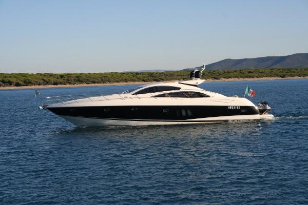 72' Sunseeker Predator for sale