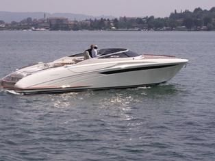 2008 Riva Rivarama 44