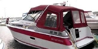 1988 Four Winns 315 Vista