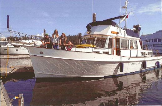 1989 Grand Banks Classic