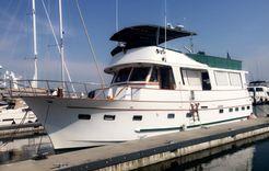 1986 Marine Trader Flush Deck Motoryacht