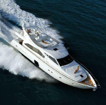 2004 Ferretti Yachts 731