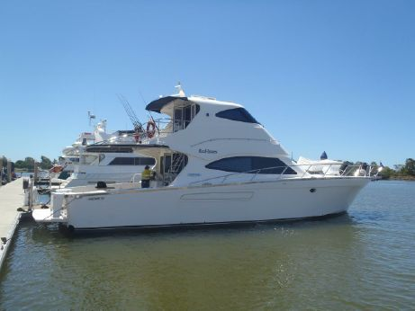2005 Precision 58 Flybridge
