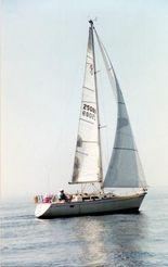 1987 Cal 33 Sloop