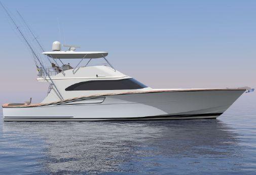 2017 Brooklin Boat Yard 65' Sportfish