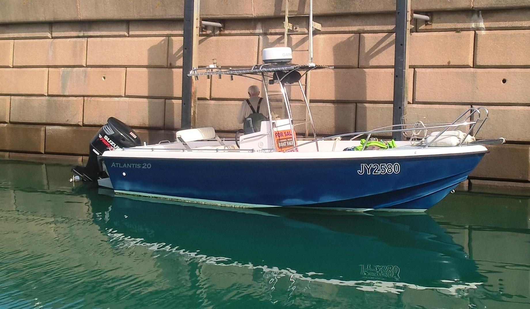 2011 Atlantis 20cc Power New And Used Boats For Sale Www