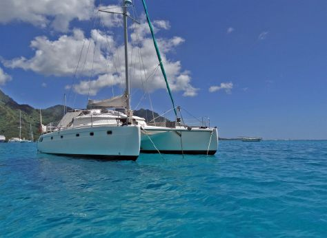 1996 Fountaine Pajot Venezia 42