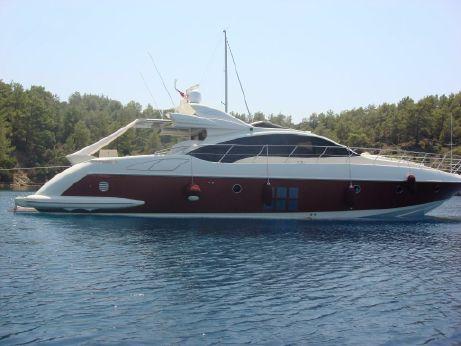 2008 Azimut 68S