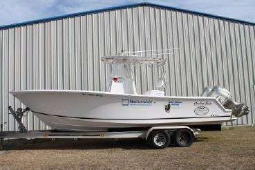 2008 Onslow Bay 27 Offshore Edition 11' Hondas