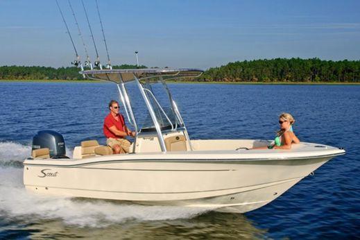 2016 Scout Boats 195 Sportfish