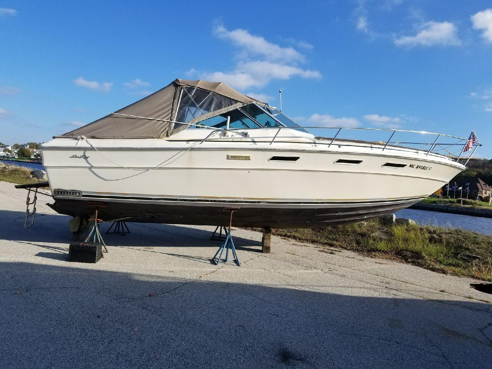 1978 Sea Ray 300 Weekender Power Boat For Sale - www ...