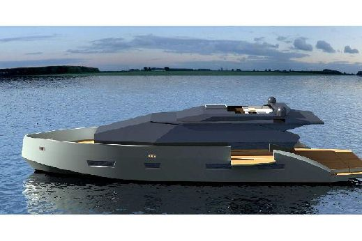 2010 Bondway Yachts Naked 83.